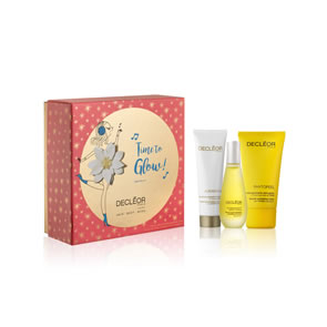 Decleor Time to Glow Christmas Gift Set