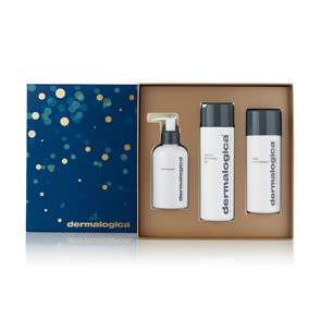 Dermalogica Ultimate Cleanse and Glow Trio Christmas Gift Set