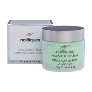 Nailtiques Avocado Foot Cream (4oz)