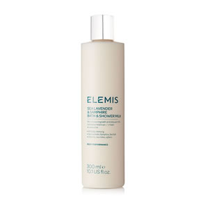 Elemis Sea Lavender and Samphire Bath and Shower Milk (300ml)