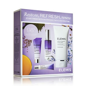 Elemis Peptide 24/7 Renew and Refresh Collection