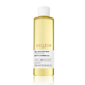Decleor Lavender Fine Relaxing Bath and Shower Gel (250ml)