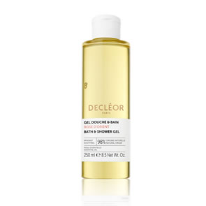 Decleor Rose D'Orient Soothing Bath and Shower Gel (250ml)