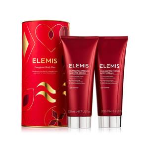 Elemis Frangipani Body Duo Christmas Gift Set