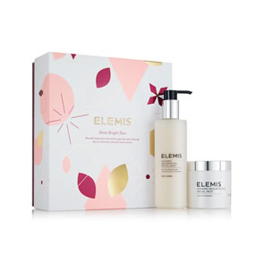 Elemis Shine Bright Duo Christmas Gift Set