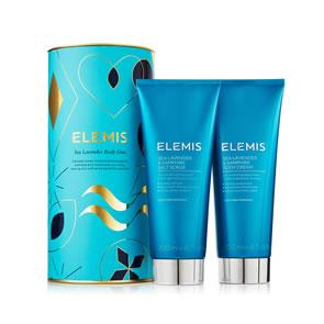 Elemis Sea Lavender Body Duo Gift Set