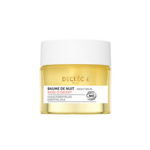 Decleor Organic Rose Damascena Night Balm (15ml)