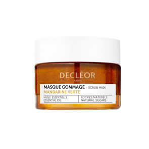 Decleor Green Mandarin Exfoliating 2 in 1 Scrub Mask (50ml)
