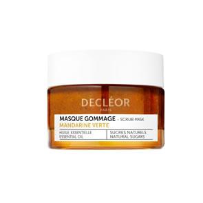 Decleor Green Mandarin Exfoliating 2 in 1 Scrub Mask (50ml) <!--8-->