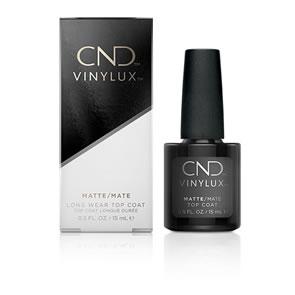 CND Vinylux - Matte Topcoat (15ml)
