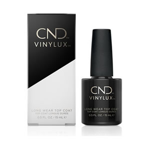 CND Vinylux - Long Wear Top Coat (15ml)