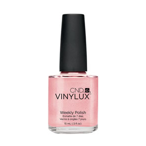 CND Vinylux - Grapefruit Sparkle (15ml)