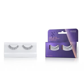 Nouveau Strip Lashes - Natural Style1
