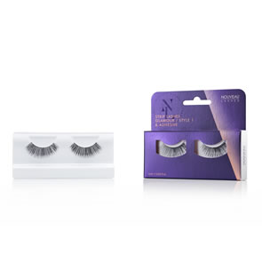 Nouveau Strip Lashes - Glamour Style1