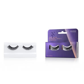Nouveau Strip Lashes - Glamour Style 4