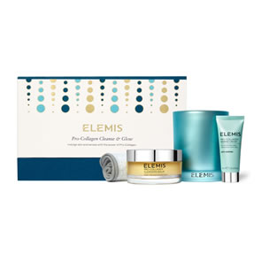 Elemis Pro-Collagen Cleanse and Glow Christmas Gift Set