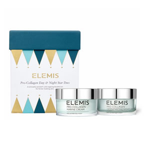 Elemis Pro-Collagen Day and Night Star Duo Christmas Gift Set