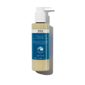 REN Clean Skincare Atlantic Kelp And Magnesium Anti-Fatigue Body Cream (200ml)