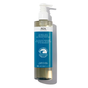REN Clean Skincare Atlantic Kelp And Magnesium Anti-Fatigue Body Wash (300ml)