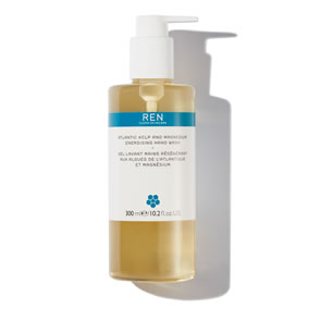 REN Clean Skincare Atlantic Kelp And Magnesium Anti-Fatigue Energising Hand Wash (200ml)