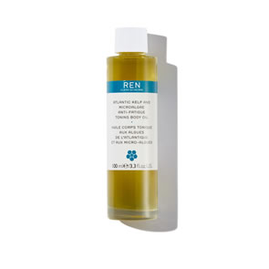 REN Clean Skincare Atlantic Kelp And Microalgae Anti-Fatigue Toning Body Oil (100ml)