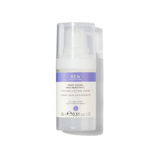REN Clean Skincare Keep Young And Beautiful Firm And Lift Eye Cream (15ml)