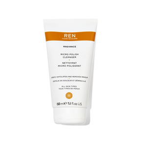REN Clean Skincare Micro Polish Cleanser (150ml)