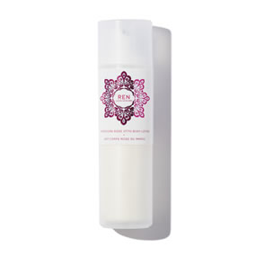 REN Clean Skincare Moroccan Rose Otto Body Lotion (200ml)
