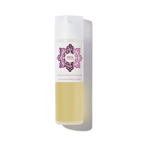 REN Clean Skincare Moroccan Rose Otto Body Wash (200ml)