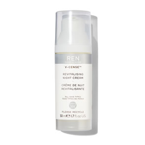 REN Clean Skincare V-Cense Revitalising Night Cream (50ml)
