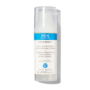 REN Clean Skincare Vita Mineral Daily Supplement Moisturising Cream (50ml)