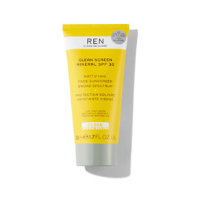 REN Clean Skincare Clean Screen Mineral SPF30 (50ml)