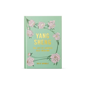 Hayo'u Yang Sheng - The Art of Chinese Self Healing Book