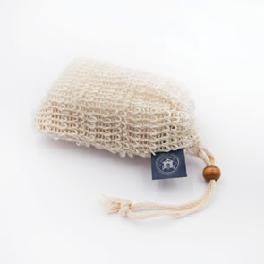 The Sea Shed Exfoliating Soap Bag