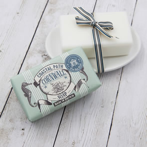 The Sea Shed Coastal Path Soap (190g)