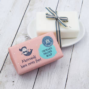 The Sea Shed Orchard Fruit Soap (190g)