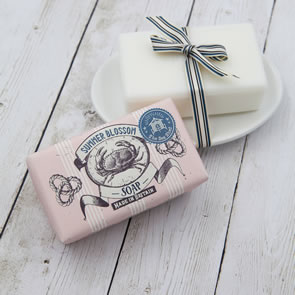 The Sea Shed Summer Blossom Soap (190g)