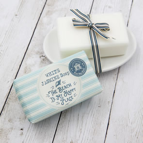 The Sea Shed White Jasmine Soap (190g)