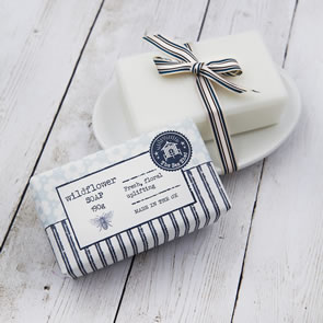 The Sea Shed Wildflower Soap (190g)