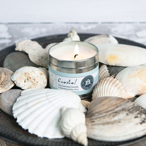 The Sea Shed Coastal Soy Candle (180g)