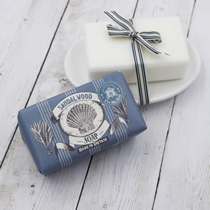 The Sea Shed Sandalwood Soap (190g)