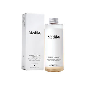Medik8 Press and Glow Refill (200ml)