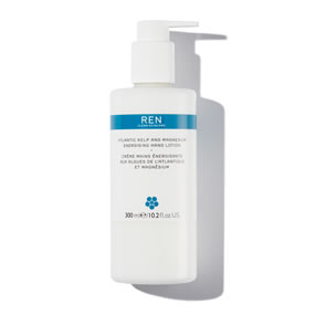 REN Clean Skincare Atlantic Kelp And Magnesium Energising Hand Lotion (300ml)