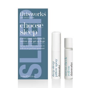 This Works Choose Sleep Kit (2x5ml)