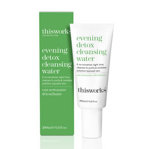 This Works Evening Detox Cleansing Water (200ml)
