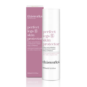 This Works Perfect Legs Skin Protector SPF30 (100ml)