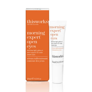 This Works Morning Expert Open Eyes (15ml)