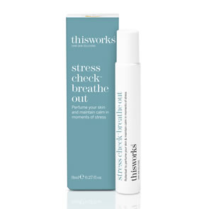 This Works Stress Check Breathe Out (8ml)