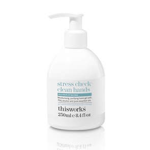 This Works Stress Check Clean Hands (250ml)