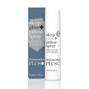 This Works Sleep Plus Pillow Spray (75ml)